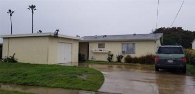 312 E Prospect Ct, Chula Vista, CA 91911 - MLS#: 190002994