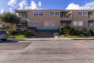 376 San Antonio Ave. UNIT C-6, San Diego, CA 92106 - MLS#: 190002999