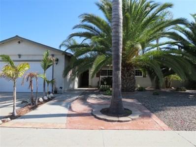 720 Flora Dr, Oceanside, CA 92057 - MLS#: 190003004