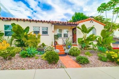 1417 Van Buren Ave, San Diego, CA 92103 - #: 190003013