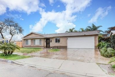 767 Parkbrook St, Spring Valley, CA 91977 - MLS#: 190003025