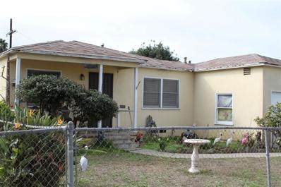 4971 Long Branch Ave., San Diego, CA 92107 - MLS#: 190003115