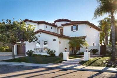 11823 Alderhill Terrace, San Diego, CA 92131 - MLS#: 190003128