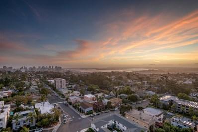 3535 1st Avenue UNIT 8D, San Diego, CA 92103 - #: 190003143