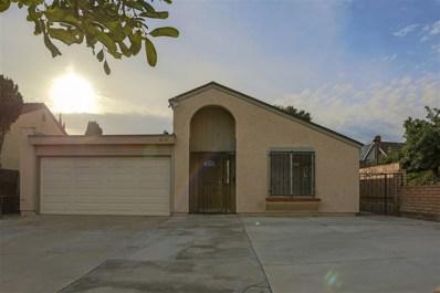3014 Artemia Way, Paradise Hills, CA 92139 - MLS#: 190003161