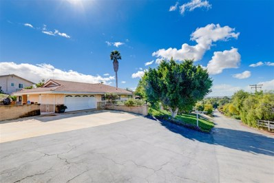 1363 Douglas Drive, Vista, CA 92084 - MLS#: 190003170