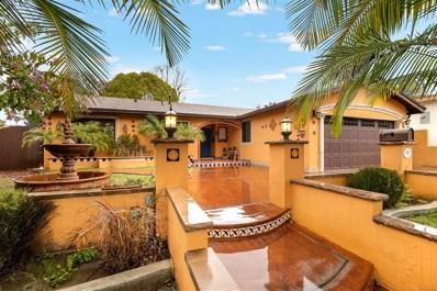 903 Melrose Ave, Chula Vista, CA 91911 - #: 190003201