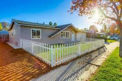 8871 Kelburn Ave, Spring Valley, CA 91977 - MLS#: 190003219