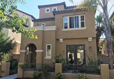 1712 Oconnor Ave, Chula Vista, CA 91913 - MLS#: 190003246