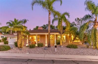 18115 Mirasol Drive, San Diego, CA 92128 - MLS#: 190003298