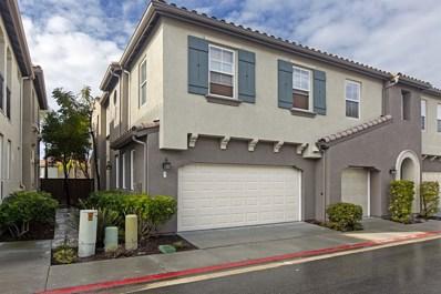 1506 Laurel Grove Drive UNIT 3, Chula Vista, CA 91915 - MLS#: 190003346