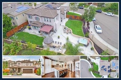 1519 Clifftop Ave, San Marcos, CA 92078 - MLS#: 190003366