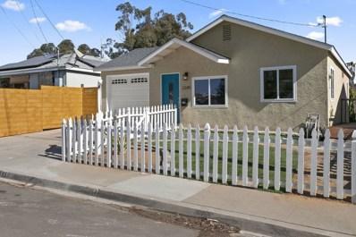 2345 Tulip St, San Diego, CA 92105 - MLS#: 190003506