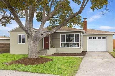 4013 Vista Grande Dr., San Diego, CA 92115 - MLS#: 190003538