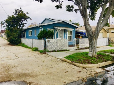 527 E 3rd St, National City, CA 91950 - MLS#: 190003576