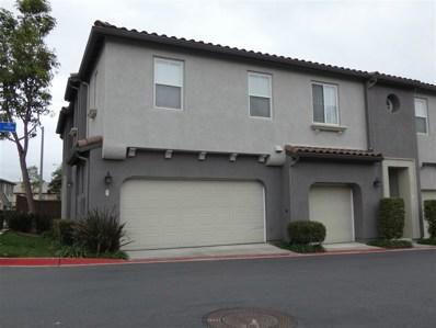 2750 Crown Ridge Rd. UNIT #3, Chula Vista, CA 91915 - MLS#: 190003577