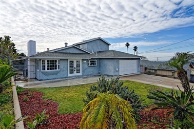 821 David Dr., Chula Vista, CA 91910 - MLS#: 190003670