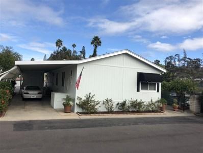 9500 Harritt Rd UNIT 138, Lakeside, CA 92040 - MLS#: 190003780