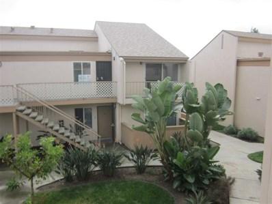 4125 Mount Alifan Pl. UNIT J, San Diego, CA 92111 - #: 190003821