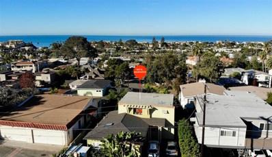 143 N Granados Ave, Solana Beach, CA 92075 - MLS#: 190003848