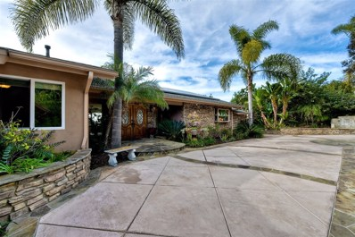 4143 Sunnyhill Drive, Carlsbad, CA 92008 - MLS#: 190004138