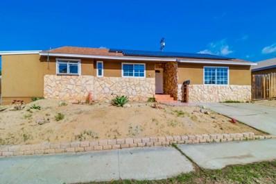 7160 Grable St., La Mesa, CA 91942 - MLS#: 190004153