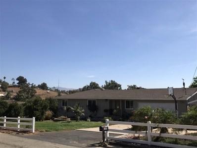 1445 Idaho Avenue, Escondido, CA 92027 - MLS#: 190004154