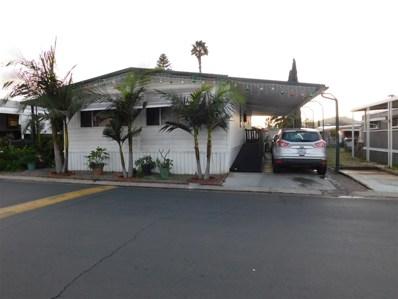 10767 Jamacha Blvd. UNIT 165, Spring Valley, CA 91978 - MLS#: 190004172