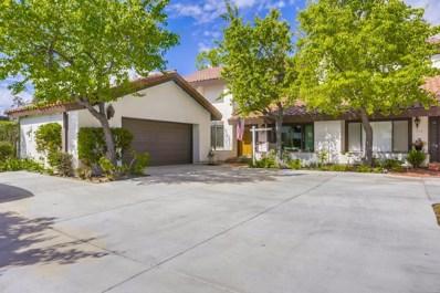 709 Camino Santa Barbara, Solana Beach, CA 92075 - MLS#: 190004376