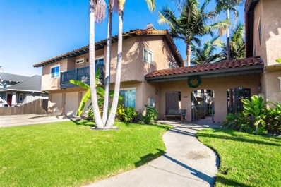 4565 Cleveland Ave UNIT 7, San Diego, CA 92116 - #: 190004539