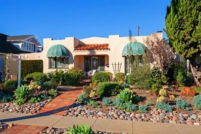 4852 Marlborough Drive, San Diego, CA 92116 - #: 190004863
