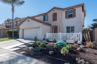 323 Alamo Way, Oceanside, CA 92057 - MLS#: 190004895