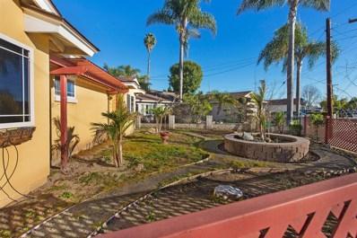 721 Mission Ave, Chula Vista, CA 91910 - #: 190005226