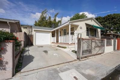 3584 Polk Avenue, San Diego, CA 92104 - #: 190005233