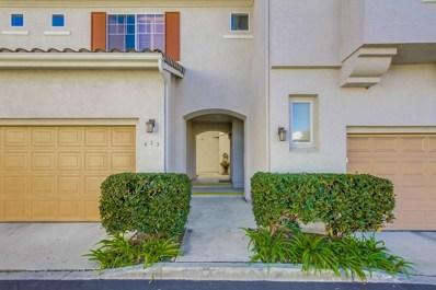 10980 Ivy Hill Drive UNIT 4, San Diego, CA 92131 - MLS#: 190005250