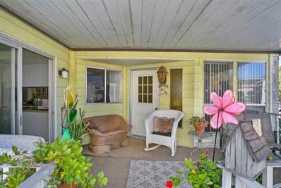 1195 N La Moree Rd Spc 126 UNIT 126, San Marcos, CA 92078 - MLS#: 190005391