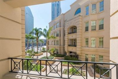 650 Columbia Street UNIT 218, San Diego, CA 92101 - MLS#: 190005440