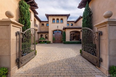 5191 Rancho Madera Bend, San Diego, CA 92130 - MLS#: 190005464