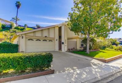 10515 Gabacho Drive, San Diego, CA 92124 - #: 190005511