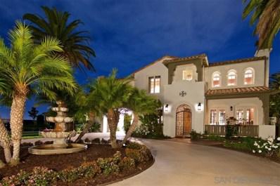 8182 High Society Way, San Diego, CA 92127 - MLS#: 190005528