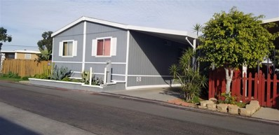2888 Iris Ave UNIT SPC 17, San Diego, CA 92154 - MLS#: 190005593