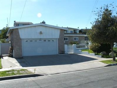 172 Theresa Way, Chula Vista, CA 91911 - MLS#: 190005854