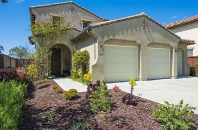 1107 Greenway Rd, Oceanside, CA 92057 - MLS#: 190005984
