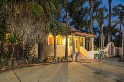 232 N Rios Ave, Solana Beach, CA 92075 - MLS#: 190006295