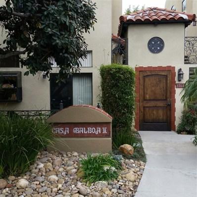 3744 Arnold Ave UNIT 3, San Diego, CA 92104 - #: 190006980