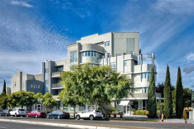 3740 Park Blvd UNIT 218, San Diego, CA 92103 - #: 190007255