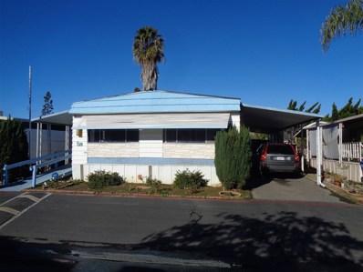 2907 S S Santa Fe Ave UNIT SPC 72, San Marcos, CA 92069 - MLS#: 190007463