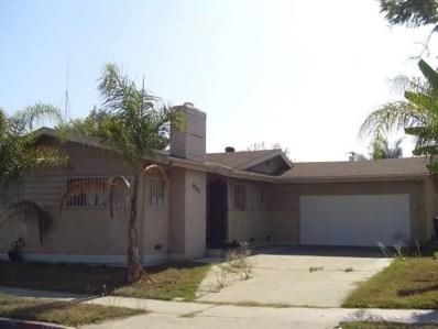 6243 Rancho Hills Dr, San Diego, CA 92139 - MLS#: 190007514