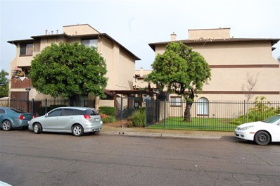 1166 Decker St  Unit C UNIT C, El Cajon, CA 92019 - #: 190007606