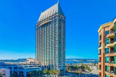 500 W Harbor Dr UNIT 1010, San Diego, CA 92101 - #: 190007631